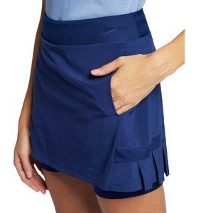 NWT Nike Flex Golf Skirt with pleats and pockets